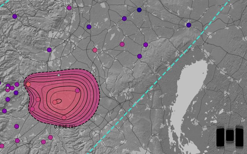 Macro-Seismic Network
